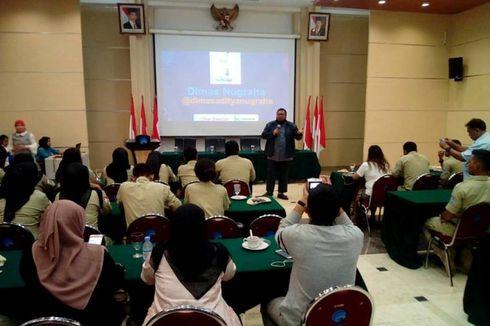 Pelatihan Menulis Konten Digital Asian Games