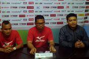 Sissoko Absen, Semen Padang Jangan Lengah
