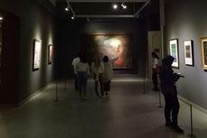 Sosok Soekarno di Balik Pameran Lukisan