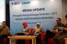 Semester I 2017, Laba Kotor BCA Syariah Rp 26,8 Miliar