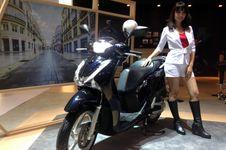 SH150i, Skutik Premium Baru Honda Meluncur di IIMS 2017