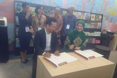 Kerja Sama Penerbitan Indonesia-Malaysia Ditandatangani
