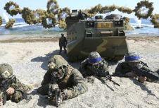 Korut: Aksi Bunuh Diri, Australia Ikut Latihan Militer AS