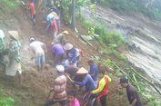 Jalan Putus karena Longsor di Kendal, Warga Harus Memutar Sejauh 10 Km