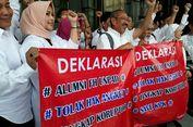 163 Alumni Fakultas Hukum Unpad Tolak Hak Angket KPK