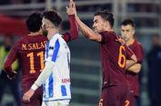 Hasil Liga Italia, AS Roma Jauhi Napoli