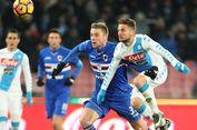 Resmi, Inter Gaet Bek Pengoper Terbaik Serie A