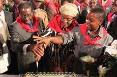 Rakyat Zimbabwe Hidup Miskin, Putra Mugabe Pamer Kekayaan di Medsos