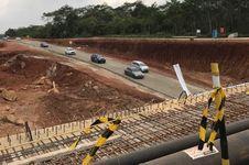 Kepadatan di Tol Darurat Batang-Semarang Meningkat