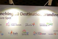 Arti di Balik Logo Baru 10 Daerah Wisata di Indonesia