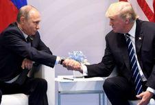 Trump: AS Akan Tetap Jatuhkan Sanksi atas Rusia