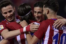 Hasil Liga Spanyol, Modal Atletico Jelang Derbi Versus Real Madrid