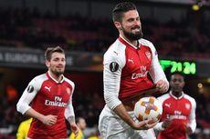 Giroud Beri Indikasi Tinggalkan Arsenal demi Piala Dunia 2018