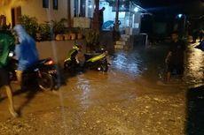 Banjir di Beberapa Titik di Ambon Meninggi, Warga Mengungsi
