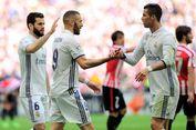 Benzema Sebut Ronaldo Lebih Egois