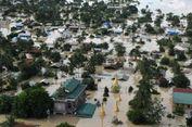 Banjir dan Tanah Longsor, 37 Orang Tewas di Myanmar