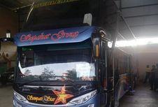 Bukan di Jawa, Ini Pelopor Bus Tingkat AKAP di Indonesia