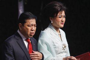 Novanto dan Keteguhan Hatinya yang Menyandera DPR