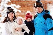 Usia 4 Tahun, Pangeran George Sudah Berkunjung ke 8 Negara Ini