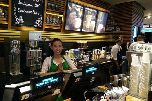Starbucks dan Cerita Mereka yang Berkunjung ke Indonesia
