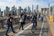 Makin Banyak 'New Yorker' yang Memilih Bersepeda