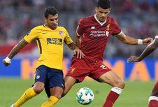 Menang Adu Penalti atas Liverpool, Atletico Juara Audi Cup