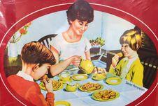Soal Lukisan Keluarga Khong Guan Tanpa Ayah, Ini Jawaban Pelukisnya