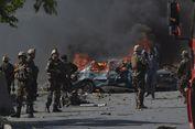 Bom Bunuh Diri Menarget Konvoi Internasional di Kandahar