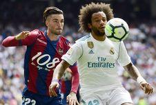 Hasil Liga Spanyol, Real Madrid Imbang di Kandang