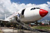 Pilot Nepal Ubah Bangkai Pesawat Airbus Jadi Museum Penerbangan