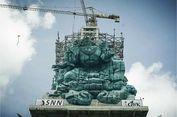 Patung Garuda Wisnu Kencana Ditargetkan Selesai Agustus 2018