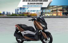 Tata Cara Inden Online Yamaha XMAX 250