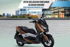 """Yamaha Mulai Buka Pemesanan """"Online"""" XMAX"""