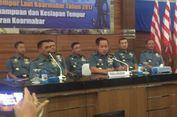 Koarmabar Tangkap Dua Kapal yang Kabur dari Perairan Malaysia