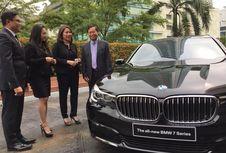 BMW Terima Mobil Bekas Diplomatik