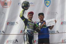 Richard Taroreh Rajai Seri Pertama IRS 2017 Kelas Sport 150cc