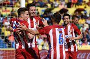 Saul Niguez Tak Khawatir Jika Griezmann Tinggalkan Atletico