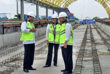 Februari 2018, LRT Palembang Mulai Diuji Coba