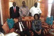 Foto Pertama Robert Mugabe dan Istrinya Beredar di Media Sosial