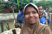 Warga Jatipadang Capek Rumahnya Digenangi Banjir, Minta Normalisasi