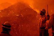 Kebakaran Hutan di California Hanguskan Lebih 1.000 Bangunan