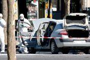 Mobil Tabrak Mobil Van Polisi di Paris, Pengemudi Tewas