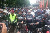 Di Garut, Syaikhu Kampanyekan Sepeda sebagai Alat Transportasi