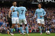 Hasil Liga Inggris, Duo Manchester Masih Pimpin Klasemen