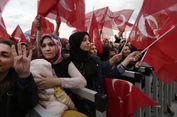 Komisi Pemilu Turki Tolak Batalkan Hasil Referendum