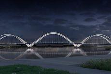 Washington Luncurkan Proyek Jembatan Rp 5,4 Triliun