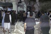 Bom Bunuh Diri di Masjid Syiah, Puluhan Orang Tewas