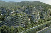'Forest City' China Mampu Produksi 900 Ton Oksigen Per Tahun