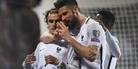 Perancis Menang, Giroud Dapat Pujian