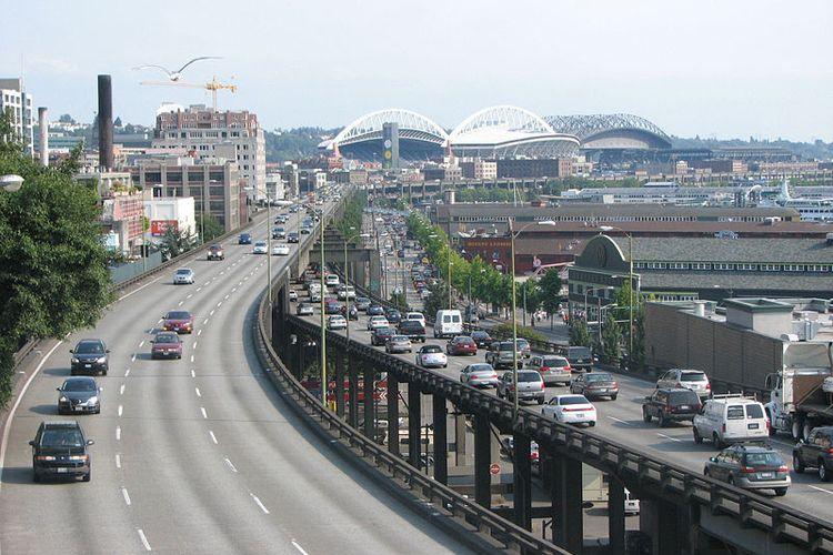 Alaskan Way, Seattle